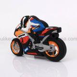 Mecanismo impulsor fresco del flash del USB del regalo de la promoción de la motocicleta del PVC (UL-PVC032)