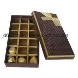 Низкая цена коробки шоколада упаковывая/коробки подарка шоколада