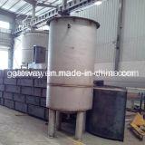 3000L de Tank van de Olie van de Industrie van het roestvrij staal