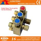 Sauerstoff und Brenngas-Verteiler für CNC-Ausschnitt-Maschine
