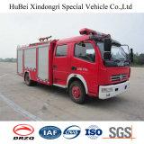 4ton Euro 4 van de Vrachtwagen van de Brand van het Schuim van Dongfeng