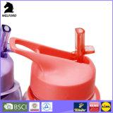 Bouteille d'eau de bande de silicones de la qualité 750ml