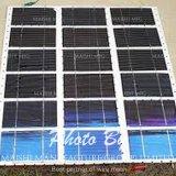 Maille d'impression d'écran d'électrode de pile solaire