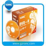 Spazio in bianco stampabile/Non-Stampabile DVD-R ha imballato in contenitore di gioiello sottile di 5.2mm
