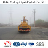 carro de trabajo de la alta plataforma del 18m Dongfeng Euro5 con buen diseño