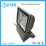 Luz de inundación de 100 vatios LED, dispositivos ligeros de inundación de la MAZORCA para el uso al aire libre