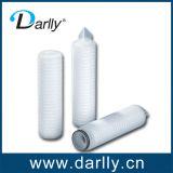 熱い販売法の中国のナイロンマイクロプリーツをつけられたろ過材の工場