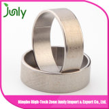 Anillo del acero inoxidable hecho en el anillo de los hombres de China