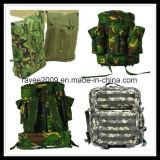 Heavy Duty duradero al aire libre que va de excursión táctico militar camuflaje Mochila
