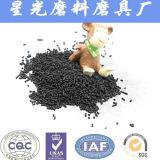 1.5mm Activated Coal Granular Carbon Used voor Gasmasker