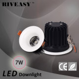 7W 03 LED Downlight mit PFEILER LED Deckenleuchte Sportlight