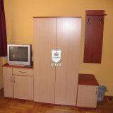 Mobilia etiopica della buona di prezzi dell'hotel melammina della camera da letto