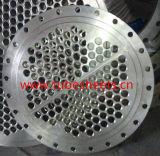 Perfuração perfurada para forjados de disco e flange de anel forjado