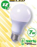 lumières d'ampoule solaires de lampe de C.C DEL de 3W 5W 7W 9W 12V 24V