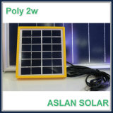 2W多太陽電池パネルまたはセルドイツ人の品質
