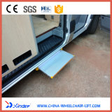 CE Escada deslizante elétrica Power Sliding Van Step for Caravan