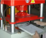 Machine en pierre hydraulique de diviseur pour le pavé de granit/marbre de découpage