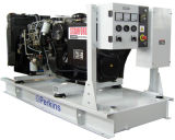 600kw mit Perkins-Motor-Dieselgenerator mit geöffnetem Rahmen