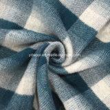 Ткань шерстей проверки цвета пандуса градиента