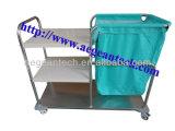 AG-Ss018 с 3 слоями вагонетки несущей нержавеющей стали Linen
