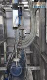 Abre-garrafas de 5 galões e linha de produção tampando de enchimento de lavagem do tambor