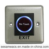 Ультракрасный тип кнопка касания индукции выхода двери с основанием (SB8-Rct)