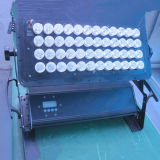 36X10W Outdoor RGBW 4in1 City Color LED Wall Wash Light