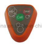 Цветастая кнопка звонока трактира треугольника