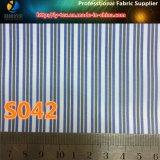 Mann-Klage-Futter in Polyester gesponnenem Textiltwill-Streifen-Gewebe (S42.46)