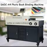 D60C-A4写真の製本機械