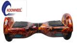 Scooter d'équilibre électrique d'individu de Hoverboard de roue de l'action 2 d'entrepôt de l'Allemagne Etats-Unis