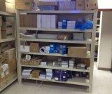 Racking installato del magazzino e montato facile di memoria