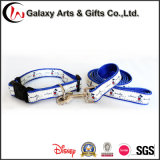 China-Haustier-Zubehör-Disney-Haustier-Produkt-Polyester-Hundehalsring