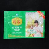 Biodegardable NahrungsmittelGarde gefrorener Garnele-Kunststoffgehäuse-Beutel
