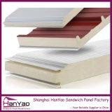 高品質の絶縁体カラー鋼鉄ポリウレタンサンドイッチパネルPUのパネルサンドイッチ