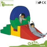 Jogo macio de escalada da ginástica do bloco macio por atacado do brinquedo das crianças com PVC para a venda