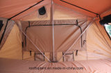 Dach-Oberseite-Zelt des kampierenden Auto-4X4