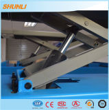 Ultrathin Alignment Scissor Car Lift with Ce