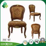 Cadeira dinamarquesa do trono da rainha do estilo para a sala de visitas do hotel (ZSC-07)