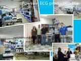 Het Gebruik Elektrocardiograaf 12 Kanaal ECG van het ziekenhuis van het Scherm van de Aanraking van 8.4 Duim (EM1200A)