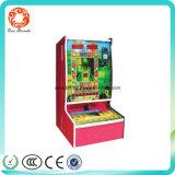 La mayoría de los juegos de la máquina tragaperras del rescate de la moneda de la diversión de la diversión con el LED que fluye para el centro de juego