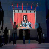 pantalla de visualización de interior a todo color de LED de 3m m HD