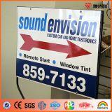 PVDF Farbeüberzogener Signage, der Panel (AF-380, bekanntmacht)