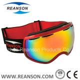 Reanson doppelte Objektiv-Anti-Fog Skifahren-Schutzbrillen