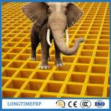 Сделано в решетке пластмассы Китая