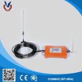 Répéteur mobile sans fil de signal de WCDMA 2100MHz avec l'antenne extérieure
