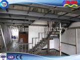 建物のためのプレハブのステンレス鋼ステアケースか階段