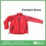 남자와 여자를 위한 빨간색 스포츠 재킷