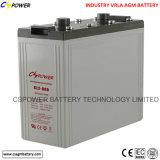 2V1000ah de diepe Batterij VRLA van het Onderhoud van de Cyclus Vrije met Hoogste Kwaliteit