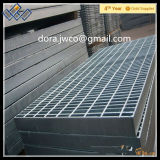 995mm * 5800mm Serrado Hot DIP Galvanizado Steel Grating